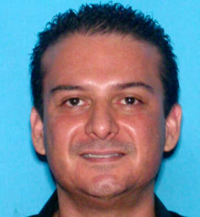 SEEN HIM? Juan C. Piedrahita is a fugitive in a scam on an elderly Ocean County resident.