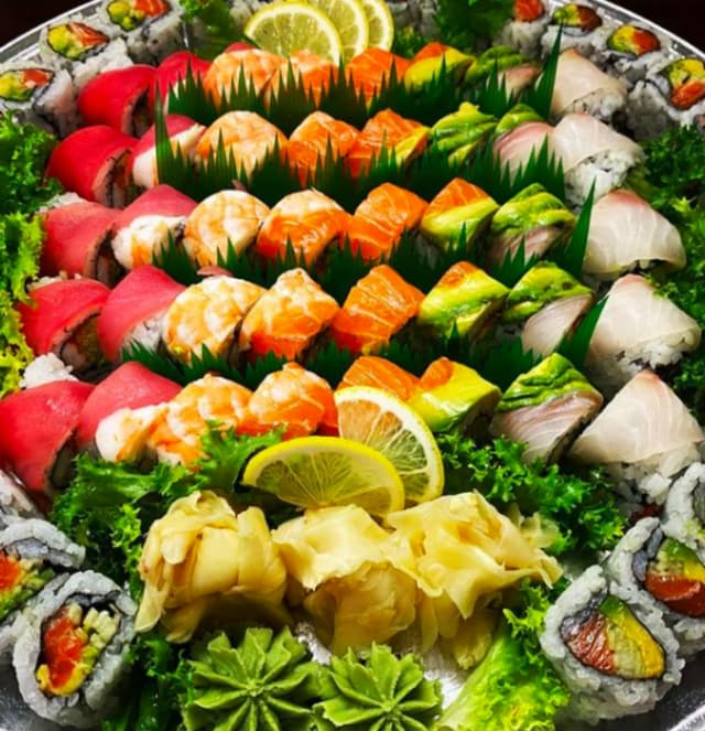 Kim Sushi Instagram