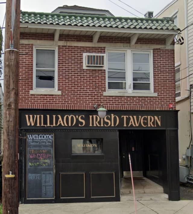 William's Irish Tavern on E. Washington Avenue
