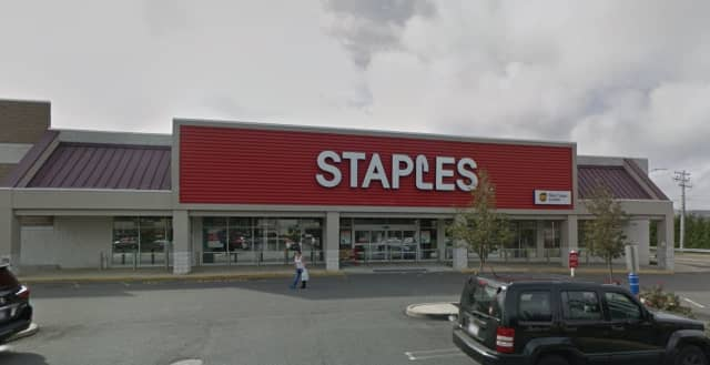 Staples at 1080 Old Country Road in Westbury.