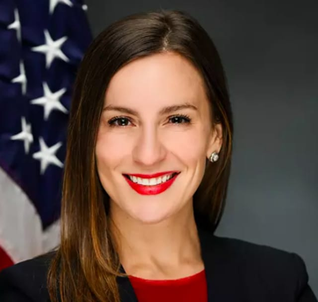 State Sen. Alessandra Biaggi, who represents parts of Westchester and the Bronx, became one of the first elected Democrats in the state to call for Cuomo to resign.