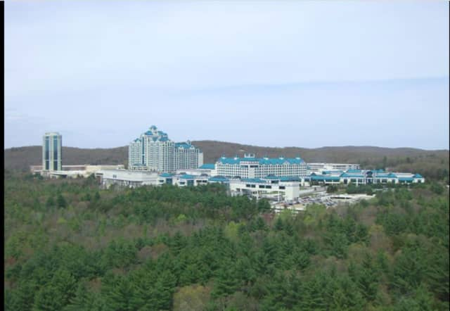 Foxwoods Resort & Casino.