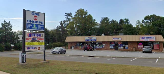 One Stop Shoppe, 300 Parkville Station Road, Mantua in Gloucester County.