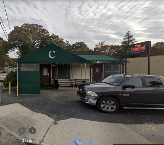 The Carousel was one of three restaurants/bars cited or closed for state liquor license violations.