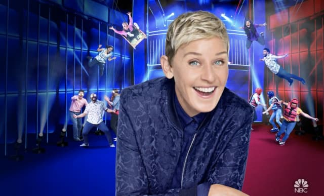 """A Scarsdale resident is set to be a contestant on NBC's """"Ellen's Game of Games"""""""