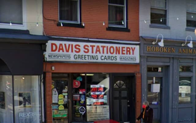 Davis Stationery in Hoboken