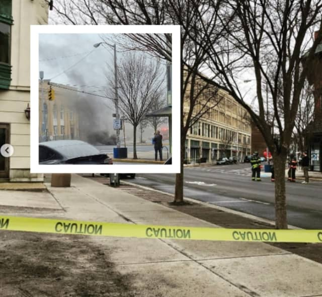Manhole explosion rocks Asbury Park