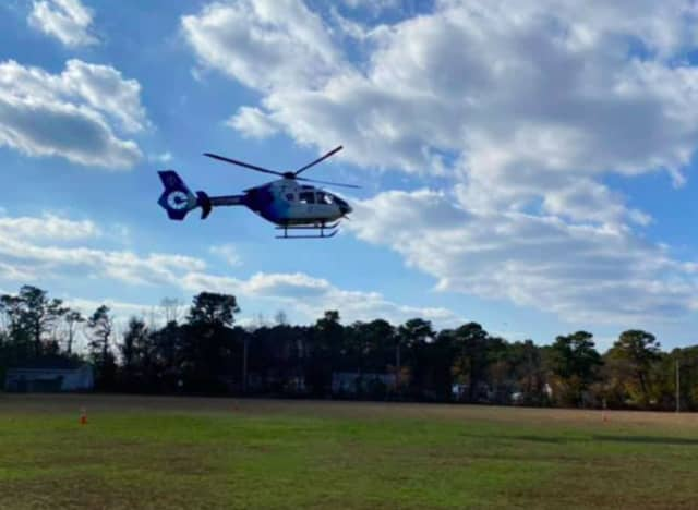 Hackensack AirMed2 (file photo)