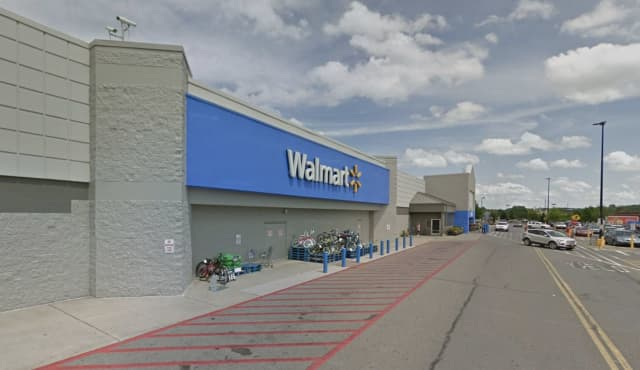 A 22-year-old Fairfield County man allegedly set off fireworks at Walmart in Wilton, NY