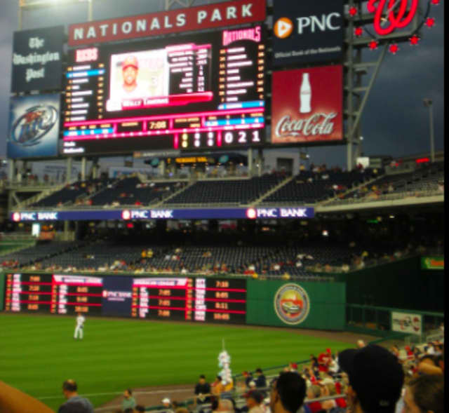 The Mets had been scheduled to play on Opening Day at 7 p.m. Thursday, April 1 against Washington at Nationals Park (above), but the game has been postponed.