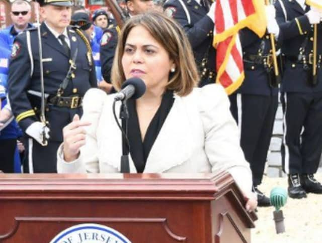 Hudson County Prosecutor Esther Suarez