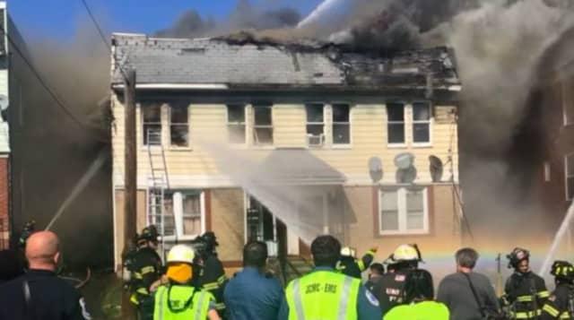 Irvington fire April 5