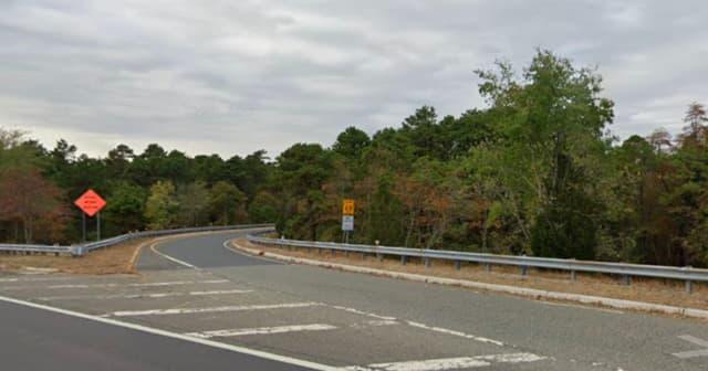 Route 55 off Sherman Avenue