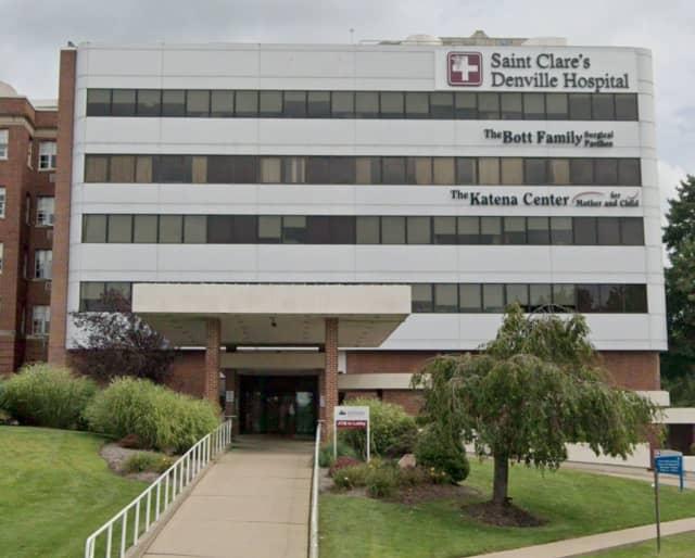 Saint Clare's Hospital in Denville