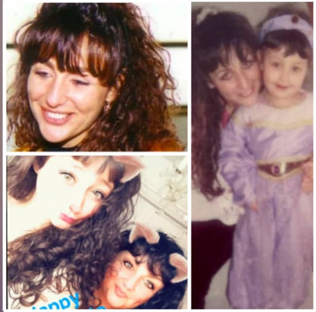 Rosanna Alfieri and daughter Alexa Nazarko