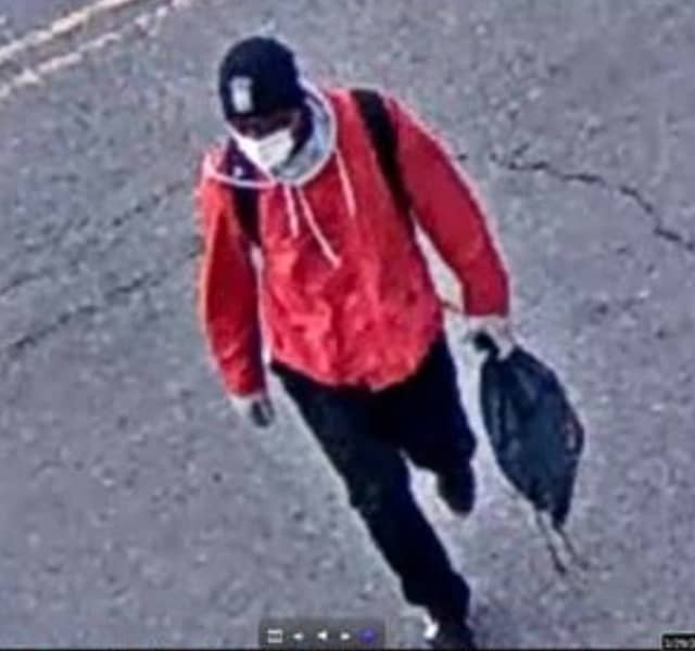 Police in Sussex County are seeking the public's help identifying a man in connection with a recent school bus theft.