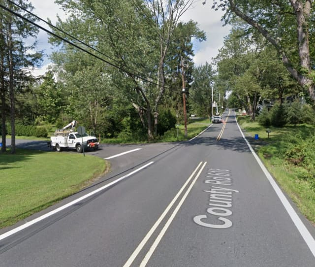 Area of Powerville Road and Meadowbrook Road in Boonton