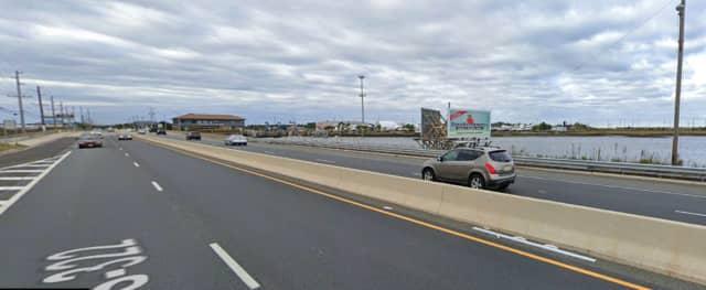 Route 40, Atlantic City