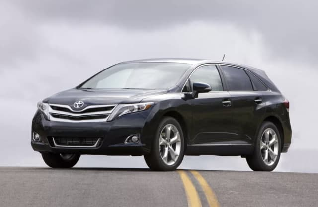 Toyota announced that it is recalling thousands of Venza vehicles.