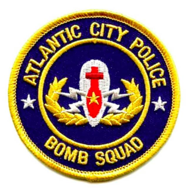 Atlantic City Bomb Squad