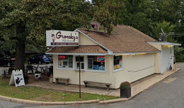 Gronsky's Milk House (125 W. Main St., High Bridge)
