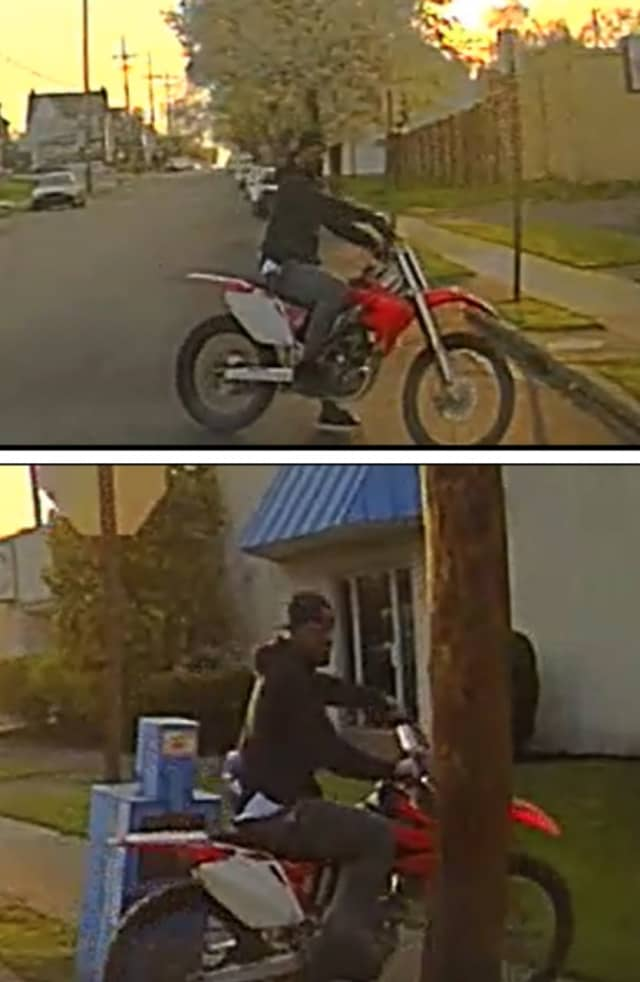Police are seeking the public's help identifying a man they say fled an attempted traffic stop in Northampton County.