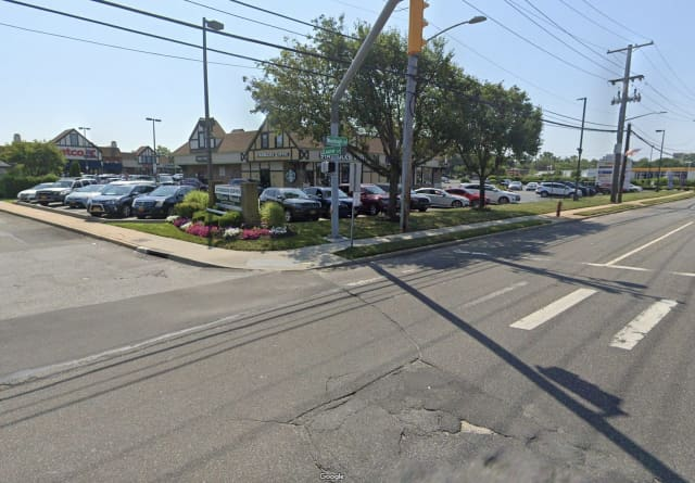 The intersection of Wantagh Lane and Laurel Lane in Wantagh.
