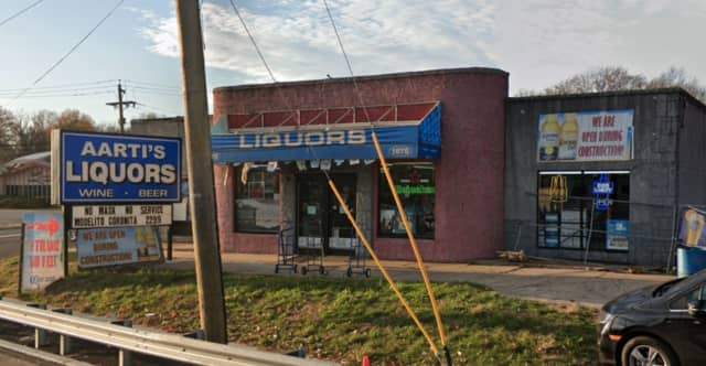 Aarti's World Discount Liquor, Route 22 West in Union