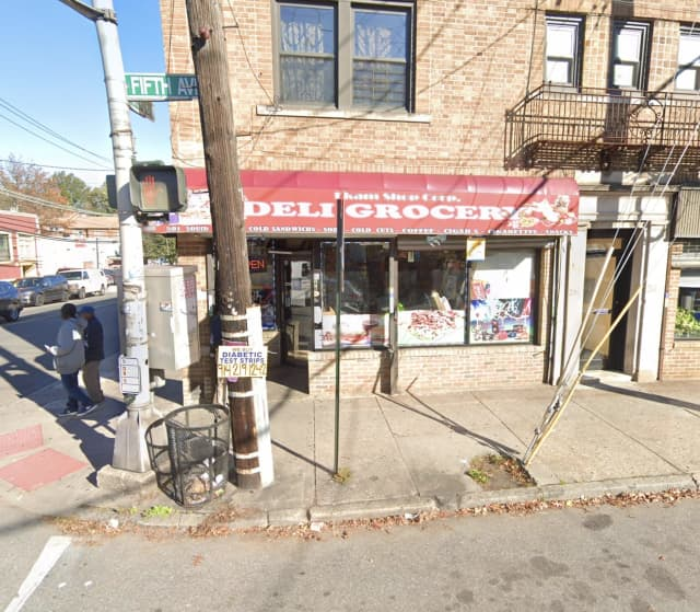 Ekam Shop Deli Grocery located on 5th Avenue in Mount Vernon.