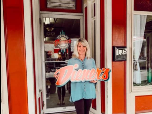 Linda Bishop is retiring from Diener's Diner.