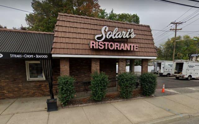 Solari's in Hackensack had been open since the 1930s