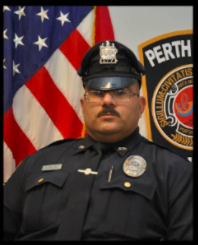 Perth Amboy Police Officer Arcadio Rivera Jr.