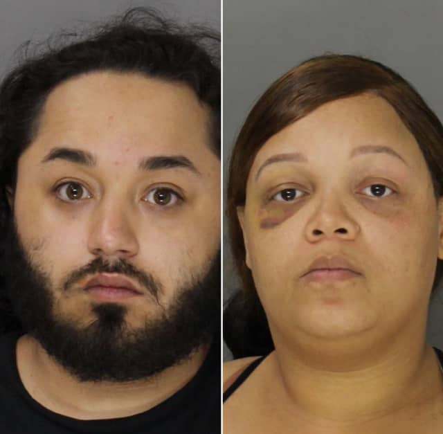 Daniel Ortiz and Shantika Briley, of Bethlehem, were charged with conspiracy to possession with intent to deliver a controlled substance, possession of drug paraphernalia and two counts of possession of a controlled substance.