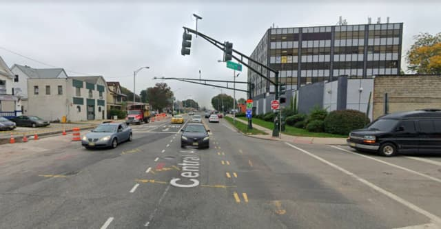 200 block of Central Avenue in East Orange