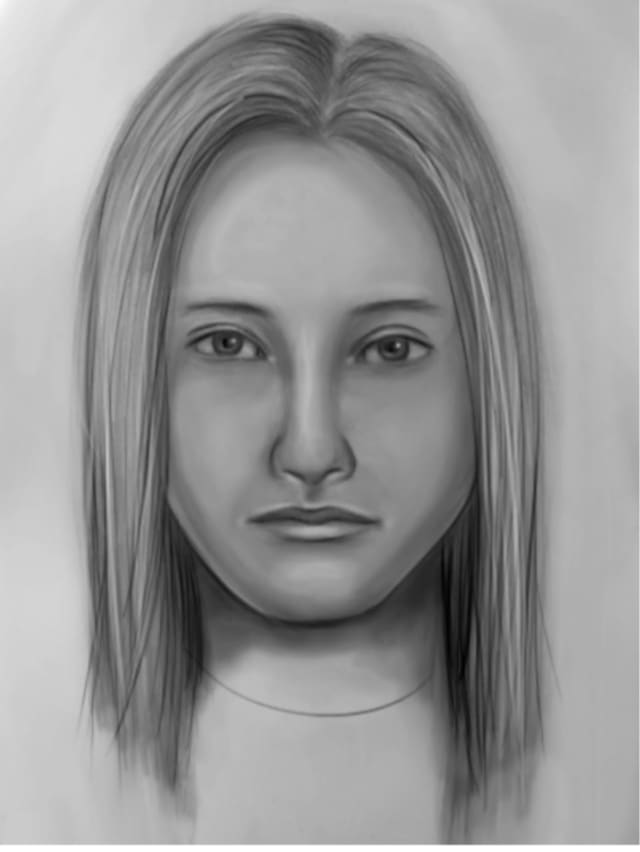 Know her? Suffolk County police are asking for the public's help identifying a woman who hit and killed a dog and then drove away.
