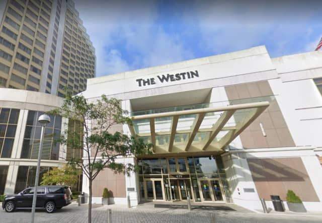 The Westin in Jersey City
