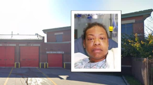 Nastassia Hernande was charged in a shooting that occurred outside of the Clinton Avenue firehouse in Newark.
