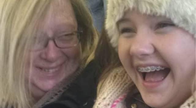 Gail and Molly Madigan