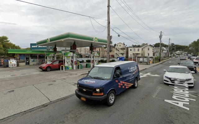A man was stabbed and beaten during an attack at a Westchester gas station.
