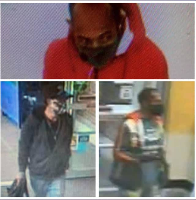 Bloomfield Stop&Shop shoplifting suspects