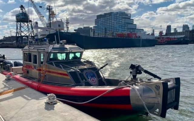 New York City Fire Department (FDNY) Marine Unit