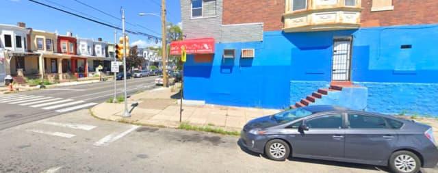 55th Street and Kingsessing Avenue in Philadelphia