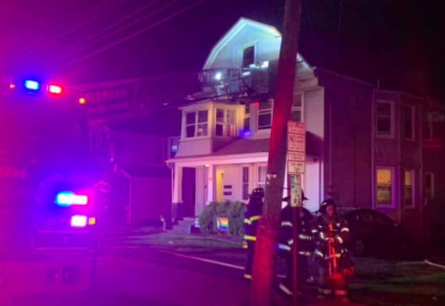 Maplewood fire