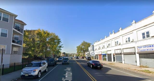 Clinton Avenue in Newark