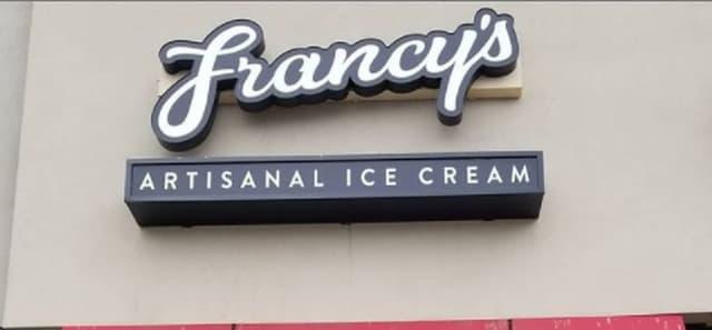 Francy's has opened in Foster Village.