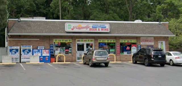 Friendly Food Mart on William Penn Highway in Easton