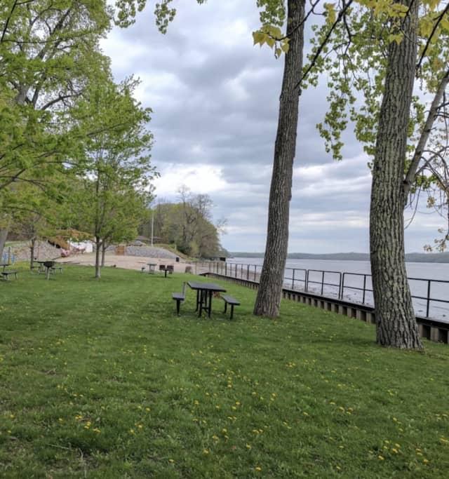 Sojourner Truth Ulster Landing Park where the girl drowned.