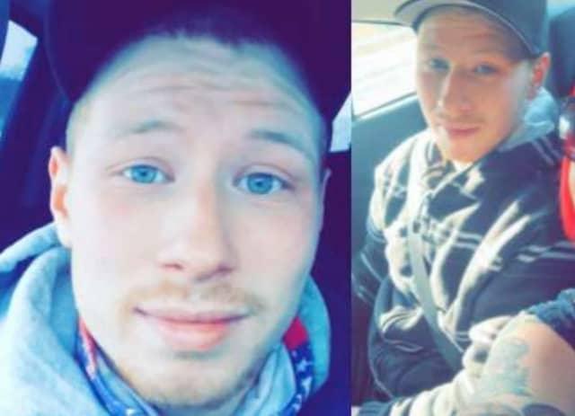 Shawn Price, 26, of Rockaway