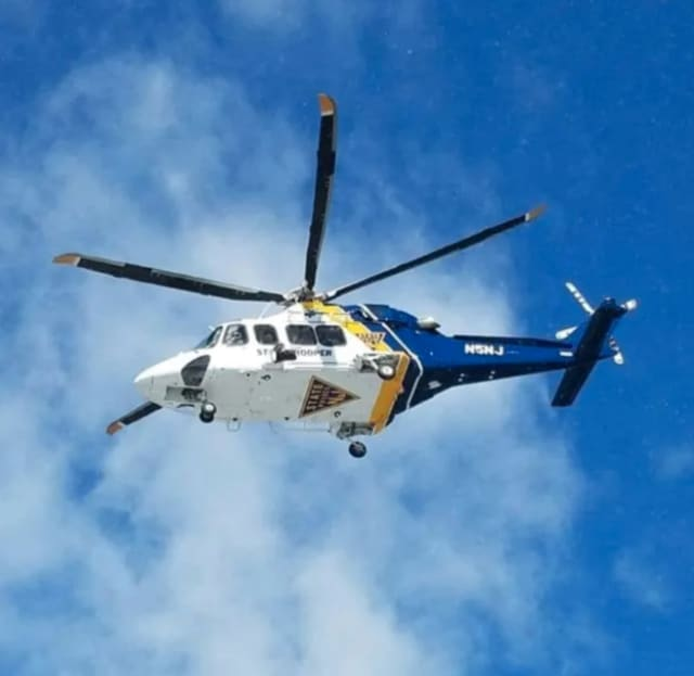 Northstar Air Medical Helicopter
