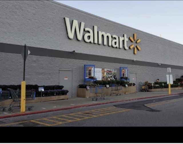 A woman was found dead outside of the Walmart in Fishkill.